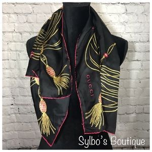 Gucci | Silk Scarf